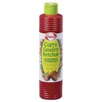 Hela Curryketchup delikat