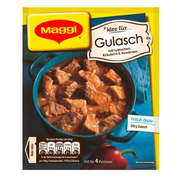 Maggi Gulasch