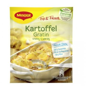 Maggi Kartoffelgratin